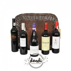 arcon con vinos